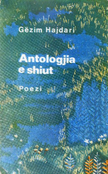 01- Antologjia e shiut. - Gezim Hajdari