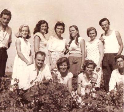 Djem e vajza nga Kampi i Savres 1964
