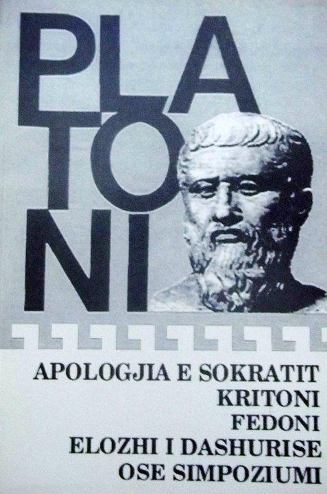 Platoni përktheu nga frëngjisht&italisht nga Lazër Radi