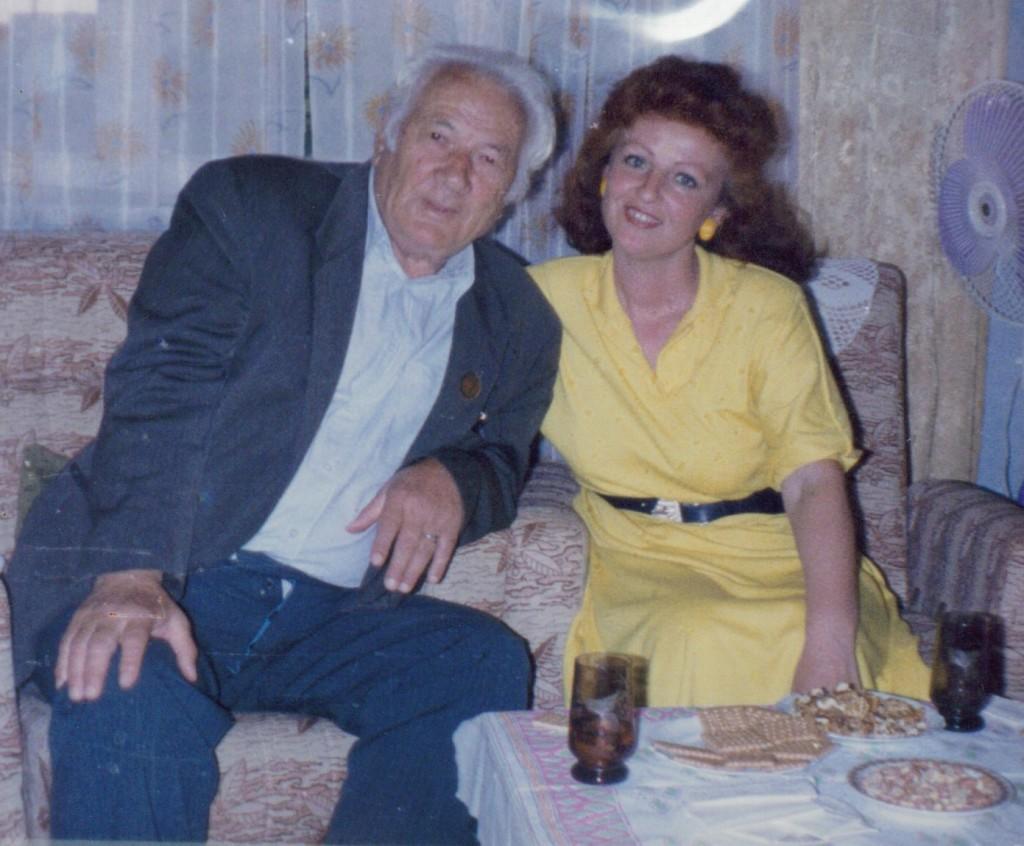 Lazër Radi dhe Kozeta Zylo 1996
