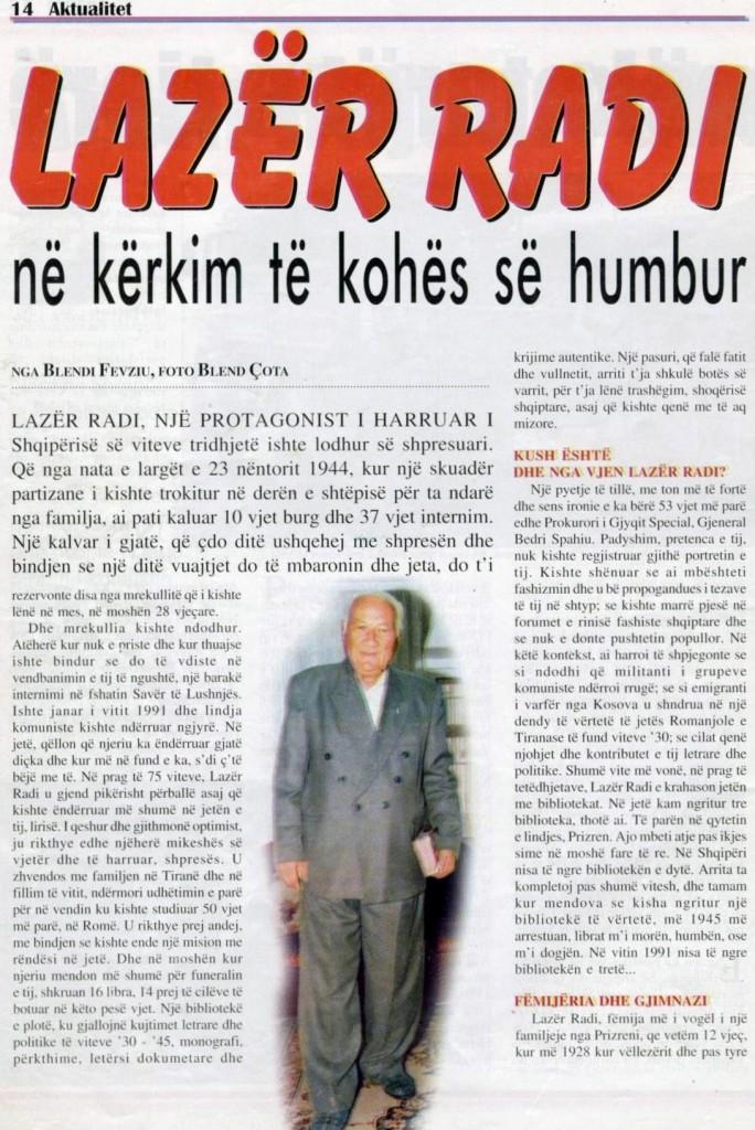 Revista Klan 1997