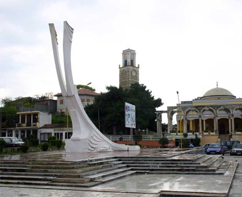 Kavaja - Qendra e Qytetit