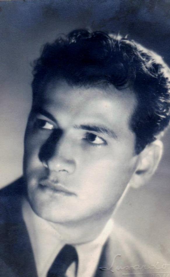 Lazër Radi 1940