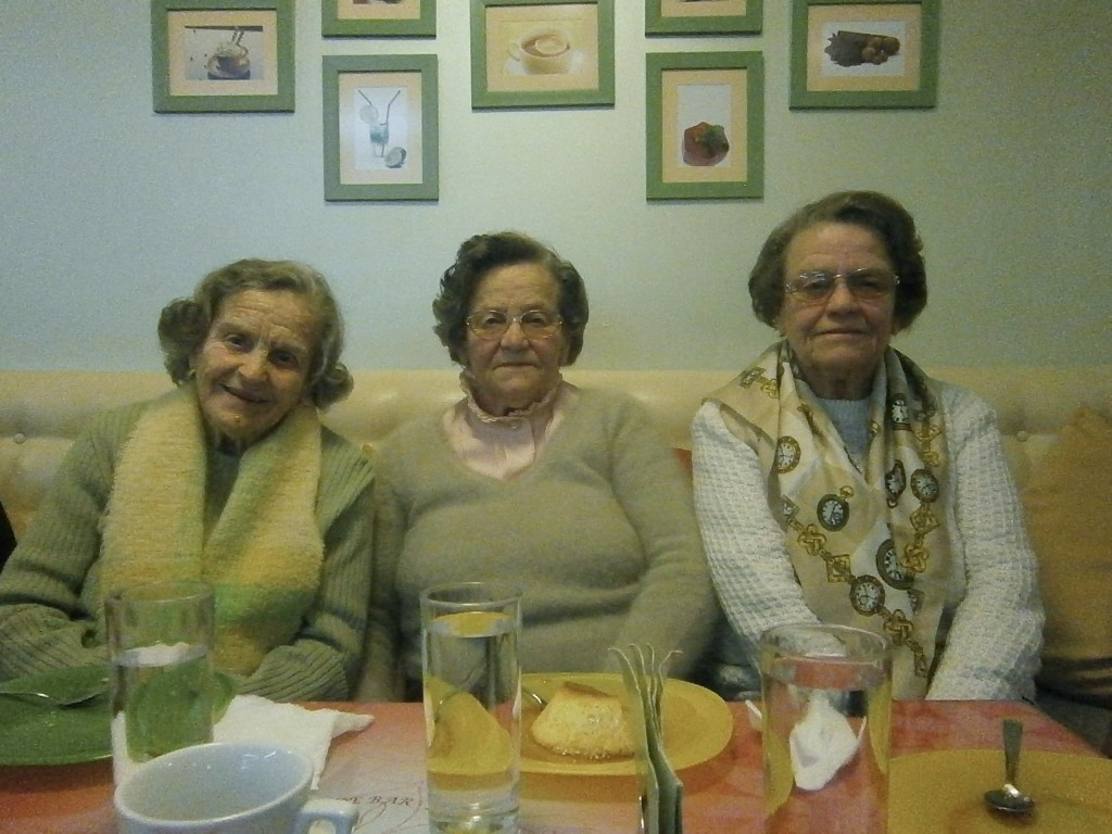 Motrat Handan, Suzan dhe Neriman Hoxha