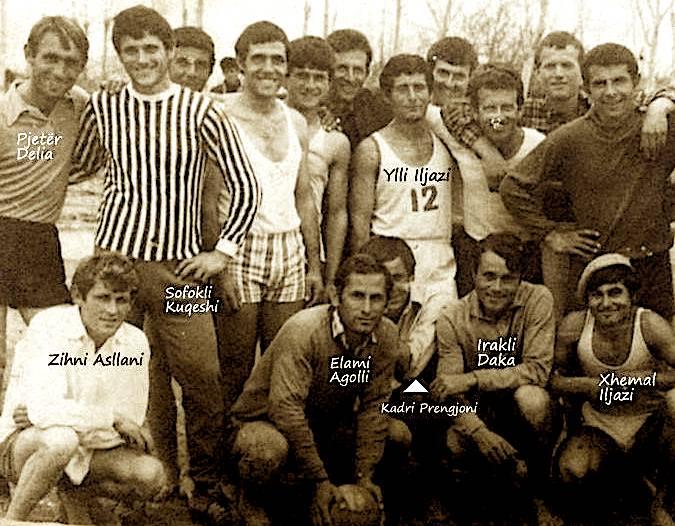 Djemte e Savres fillimi i viteve '80 - mes tyre Zihniu