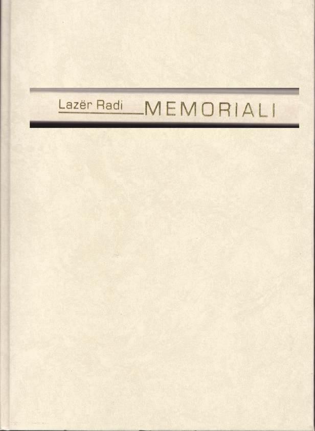 Lazër Radi Memoriali II - Shkodra (Dorëshkrim)