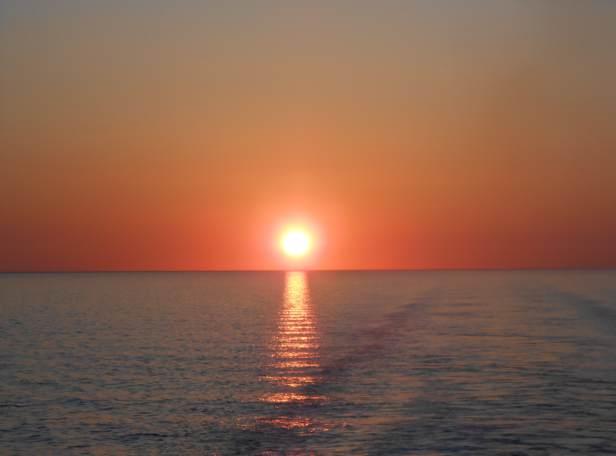 Deti Adriatik, mëngjes 16 prill 2013