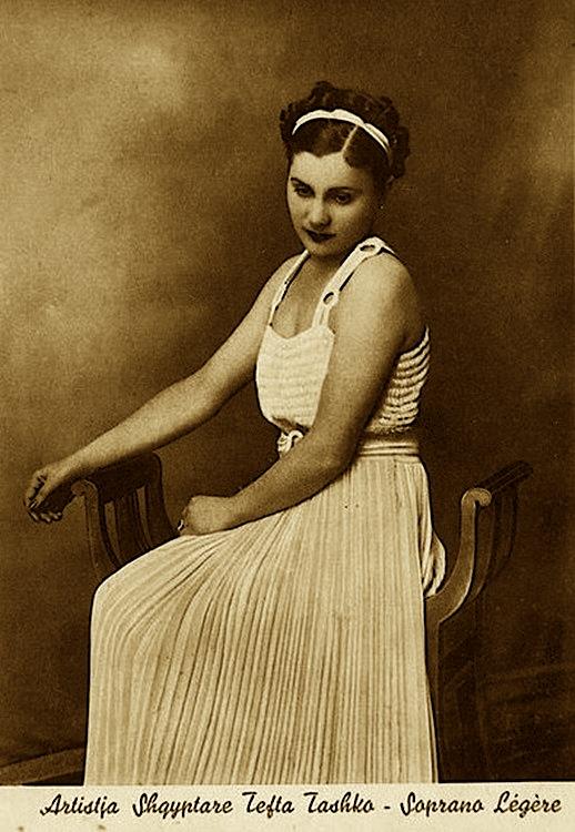 Tefta Tashko (1910-947)