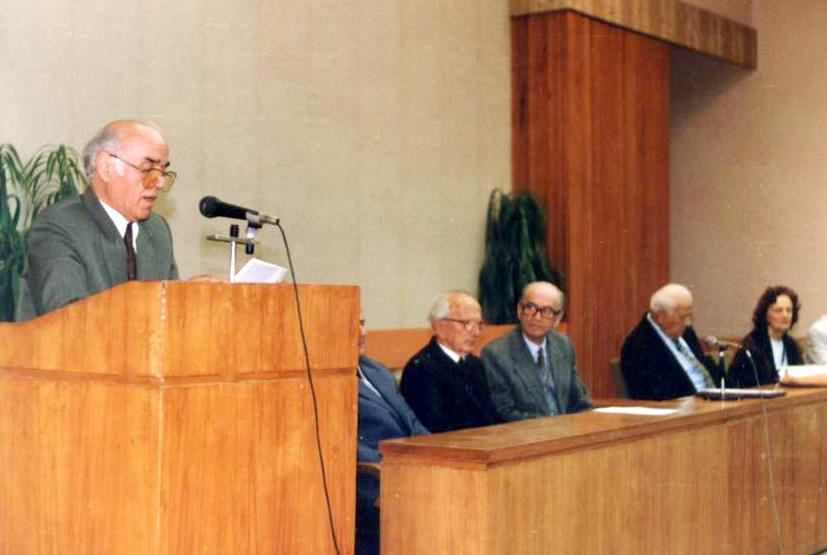 Prof. Hazir Shala ne takimet e LDBSH