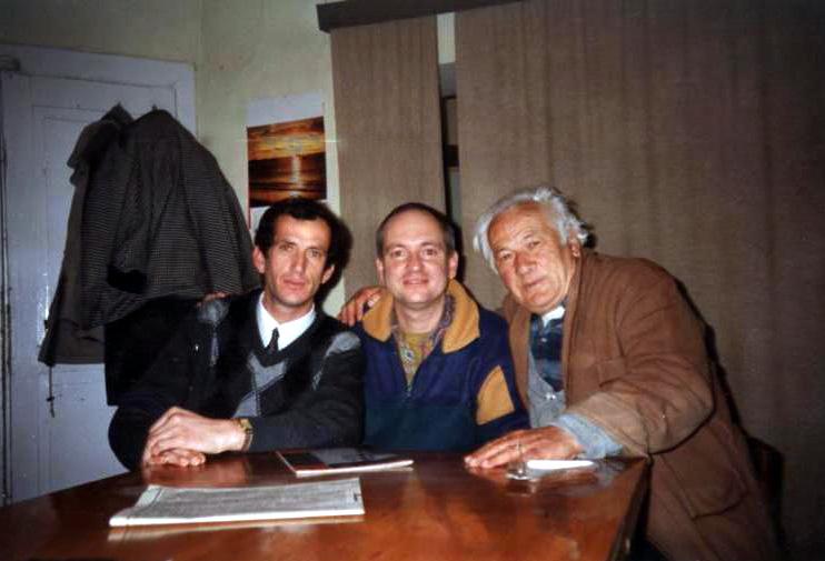 Lazër Radi, Robert Elsie, Jozef Radi, 1992