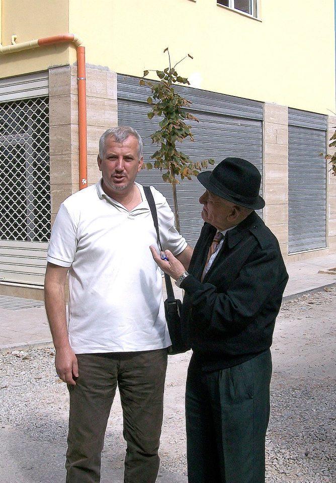 Ali Dema dhe Jozef Radi Tirane 2009