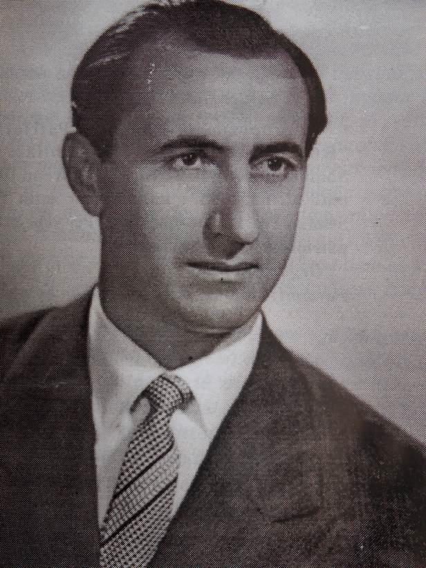 Taf Pervizi 1951