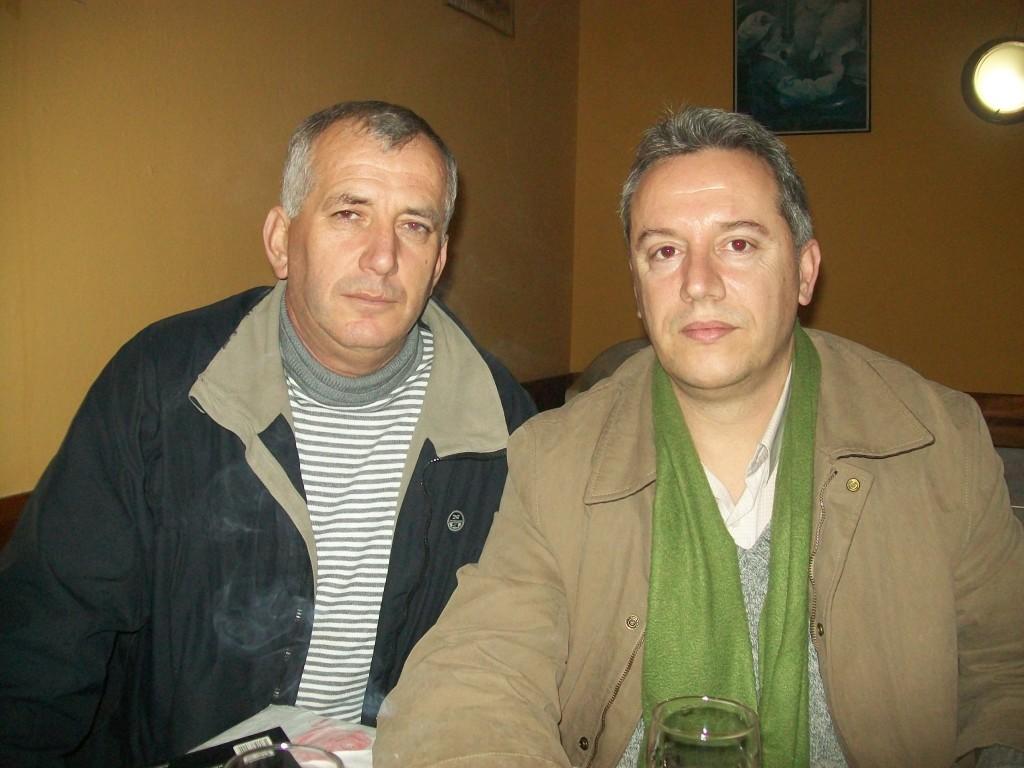 Leka Ndoja & Jozef Radi janar 2010