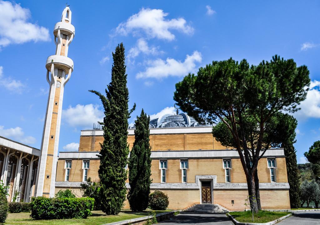 Xhamia e Romës