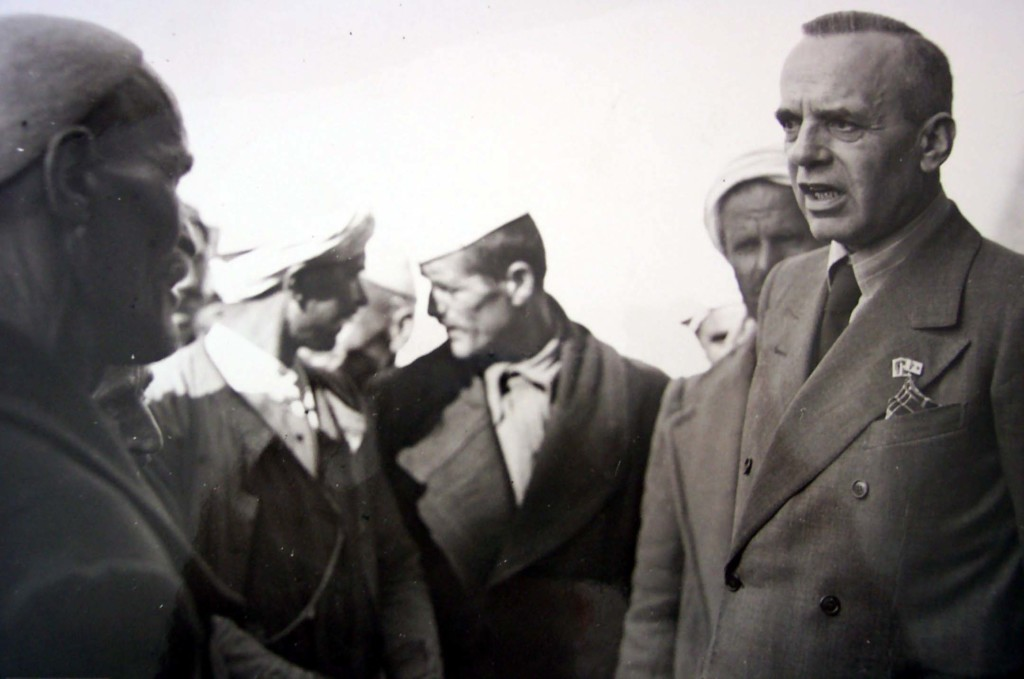 Mustafa Merlika Kruja - ne Kosove