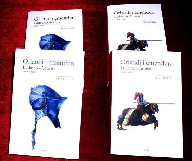 """Ariosto: """"Orlandi i çmendun"""" 2013"""