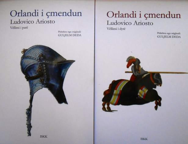 Ariosto - Orlando i çmendun 2013
