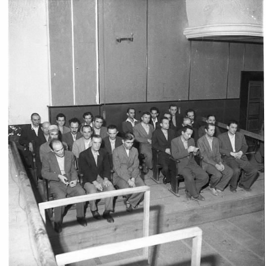 Gjyqi i grupit të Deputetëve 1947