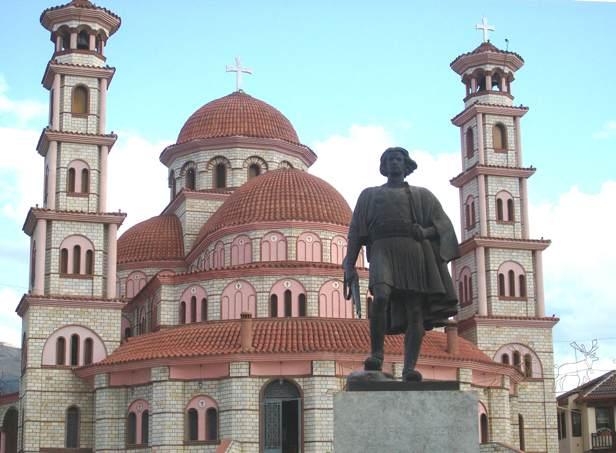 Korçë, tetor 2008