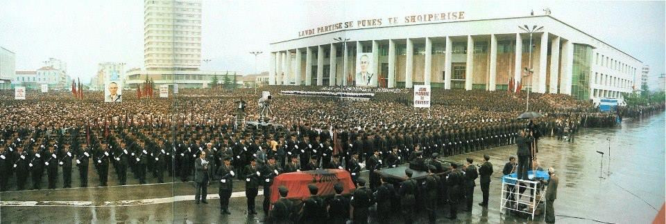 Vdekja e Diktatorit