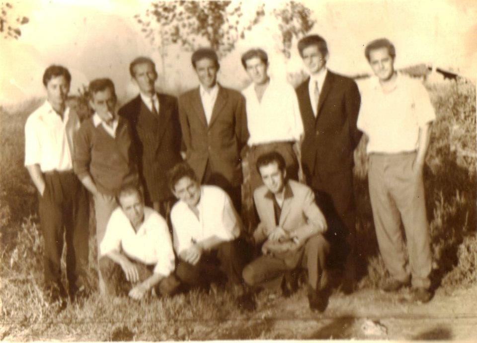 Djemtë e Kampit (Gradishtë 1969)