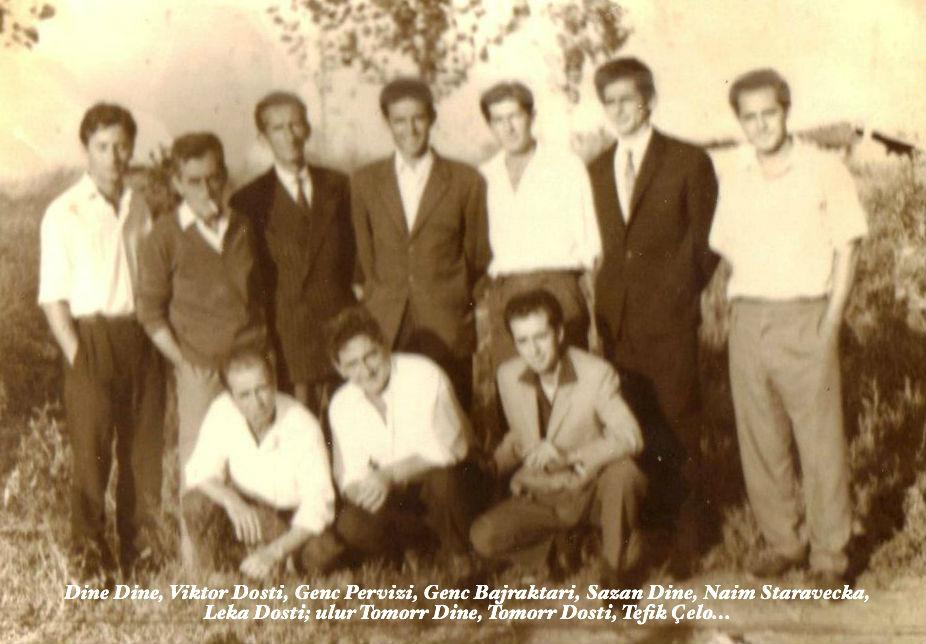 Djemtë e Savrës... 1969