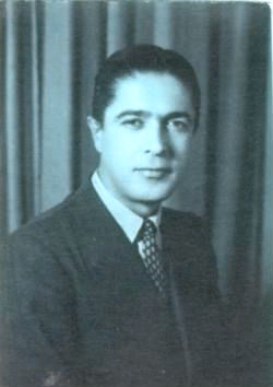 Profesor Guljelm Deda Padova 1937