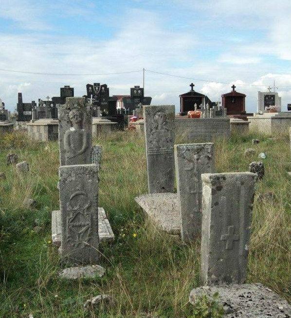 Varrezë Shqiptare në Vuksanlekaj