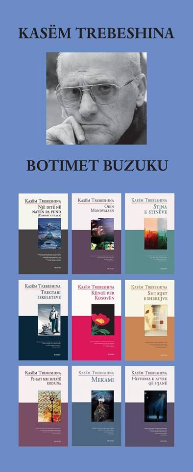 """Trebeshina - Në botimet e """"Buzukut"""""""