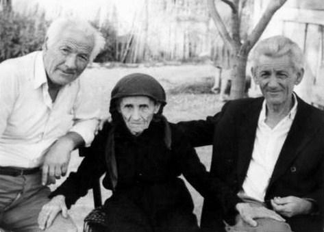 Lazër Radi, Lekani e Spiro Gjoka (Savër 1984,)