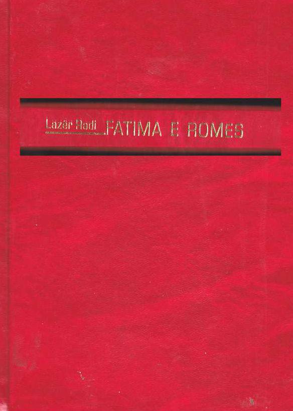 Lazër Radi Fatima e Romës (Dorëshkrim)