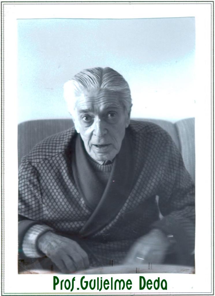 Profesor Guljelm Deda 1993