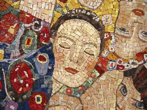 Gustav Klimt - Virgjeresha