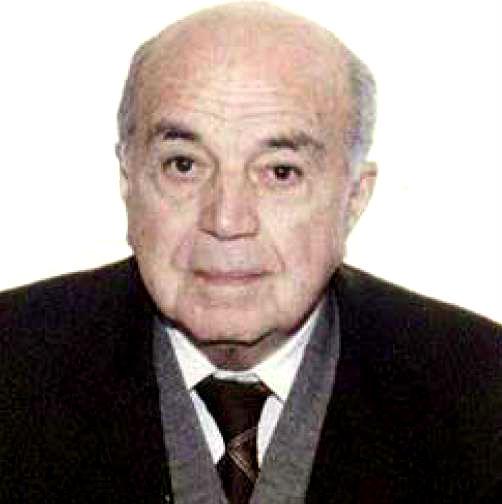 Pashko Gjeçi (1918-2010)
