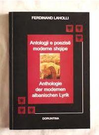 Ferdinand Laholli - Antologji e poezise shqipe gjermanisht