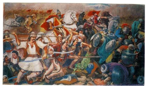 Lek Pervizi: Beteja e Fushkuqes 1457 (288-160)