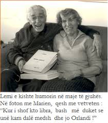 Guljelm Deda & Marie Muzhani