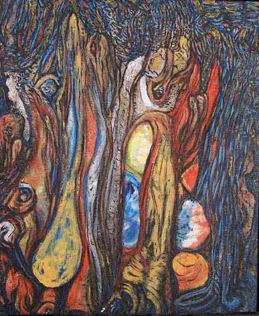 Pikturë e Lirim Biçakut 2