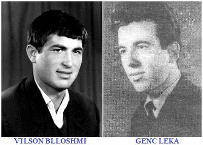 Vilson Blloshmi & Genc Leka