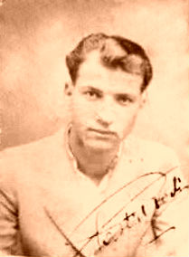 Lazër Radi maturant 1938
