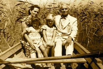 Lasgushi me familjen... në Liqenin e Tij...