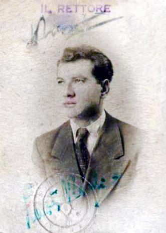 Dr. Lazër Radi 1942