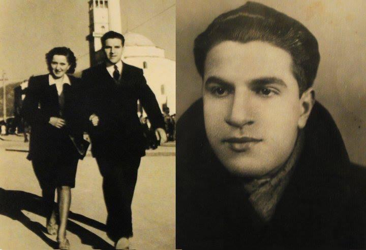 Bahri Tufina në vitet '40