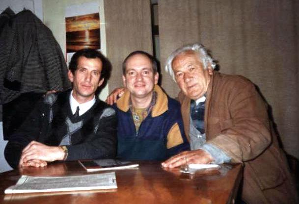 Lazër Radi - Robert Elsie - Jozef Radi 1992