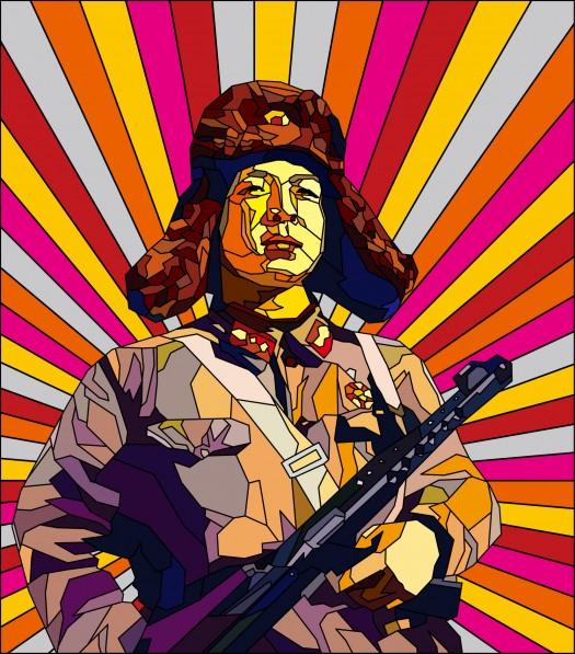 Heroi kinez i viteve '60 - Lei Feng