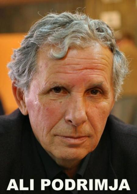Poet Ali Podrimja (1942-2012)