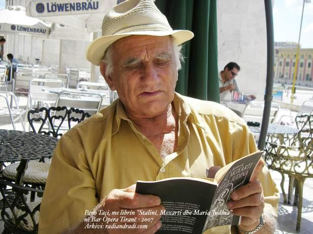 Pano Taçi (13 tetor 1928-13 qershor 2012)
