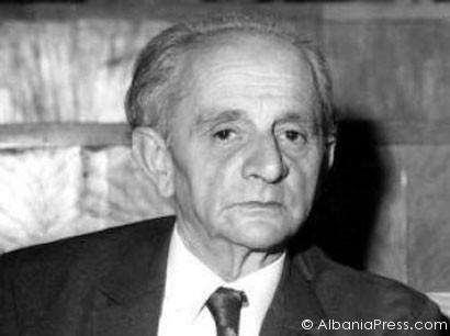 Albanologu Eqerem Çabej