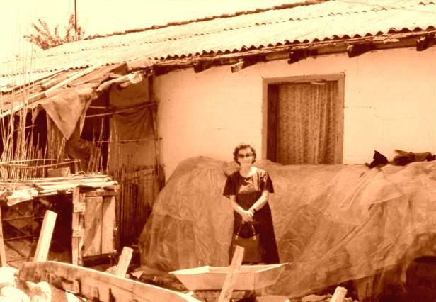 Suzana Hoxha dhe baraka e saj