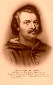 Honore de Balzac (1799-1850)